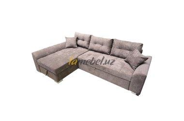 Угловой диван-кровать «Форли-2 Light Brown»
