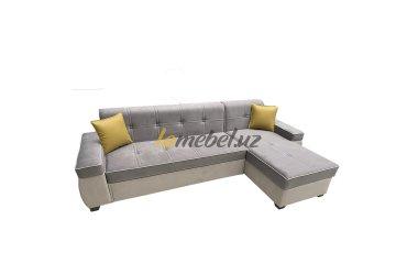 Угловой диван-кровать «Титаниум-2»