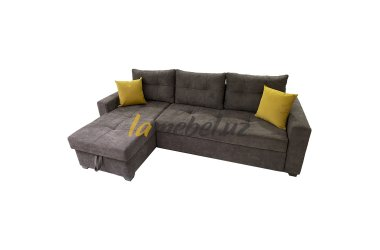 """Угловой диван-кровать """"Монако Brown"""""""