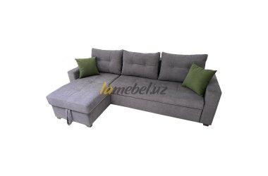 """Угловой диван-кровать """"Монако Grey"""""""