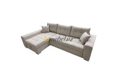 """Угловой диван-кровать """"Irish Beige"""""""