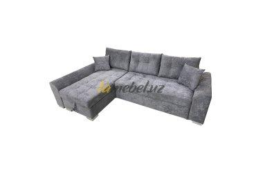 Угловой диван-кровать «Форли-3 Light Grey»