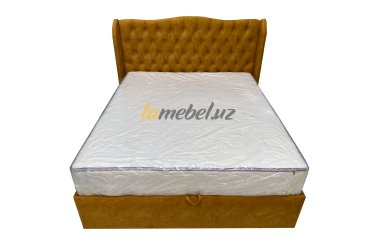 Кровать «Винченцо» Gold