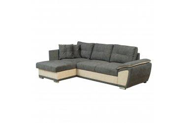 Угловой диван-кровать Риттэр с левым углом