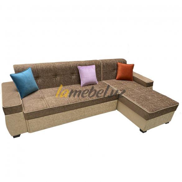 Угловой диван-кровать «Титаниум-1»