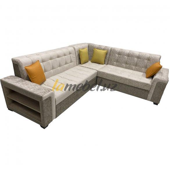 Угловой диван-кровать «Бэйл»